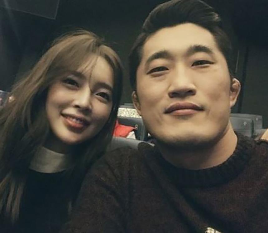김동현 인스타그램