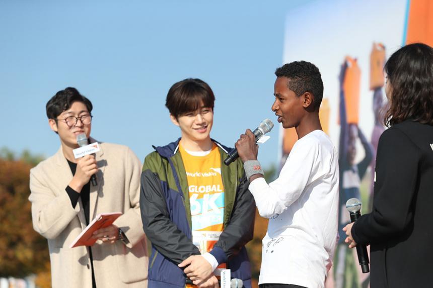 투피엠(2PM) 준호 / 월드비전 제공