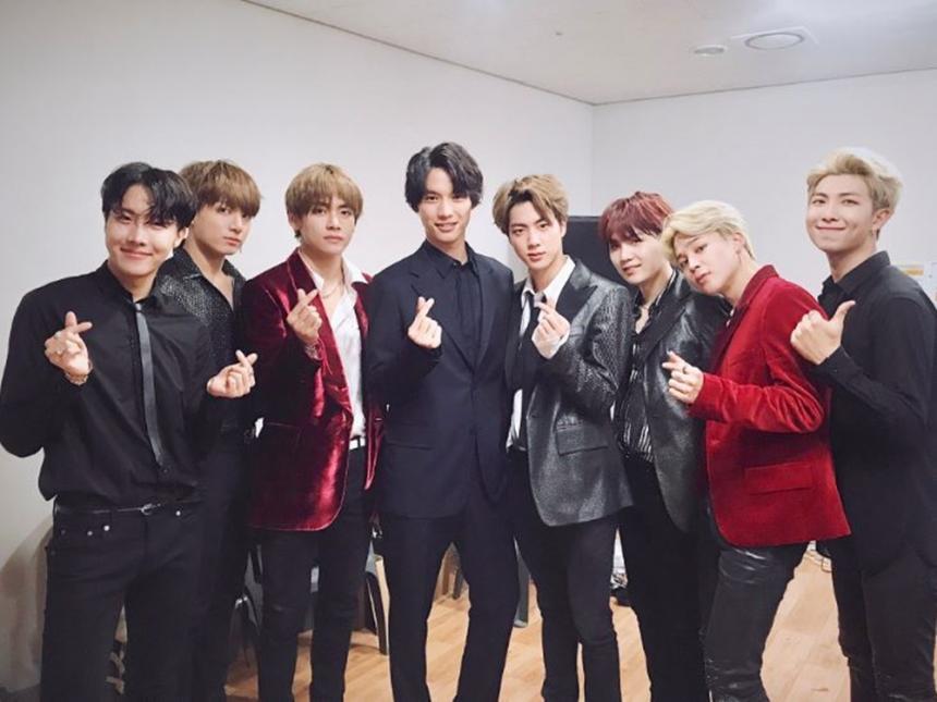 방탄소년단 (BTS) 공식 트위터