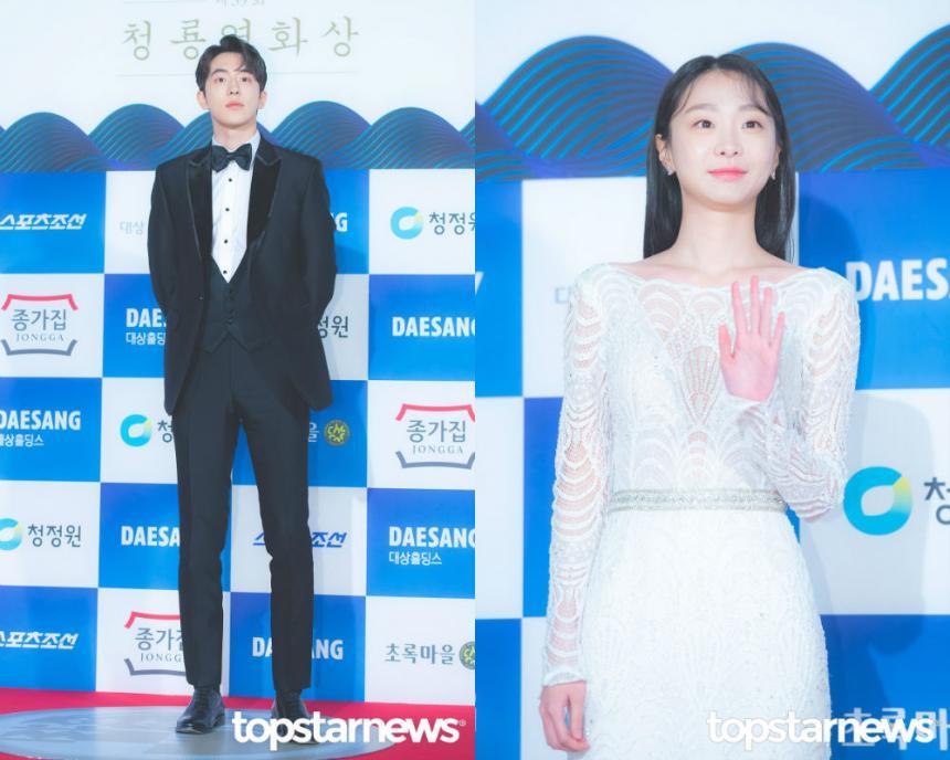 남주혁-김다미 / 톱스타뉴스 HD 포토뱅크