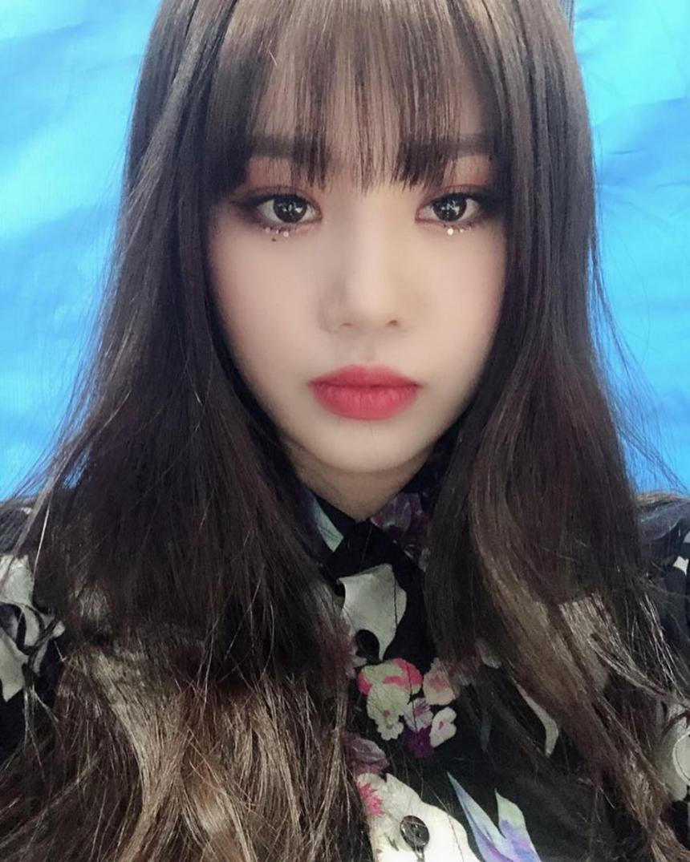수진/ 여자아이들 공식 인스타램