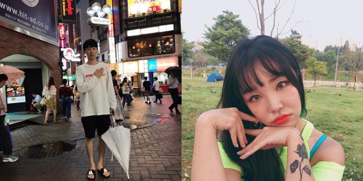블랙넛 / 키디비 SNS