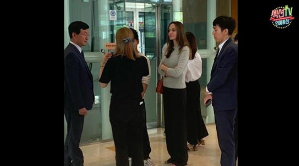 안젤리나 졸리 첫째 아들 매덕스 / MBC