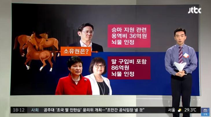 JTBC '정치부회의' 유튜브 채널 캡처