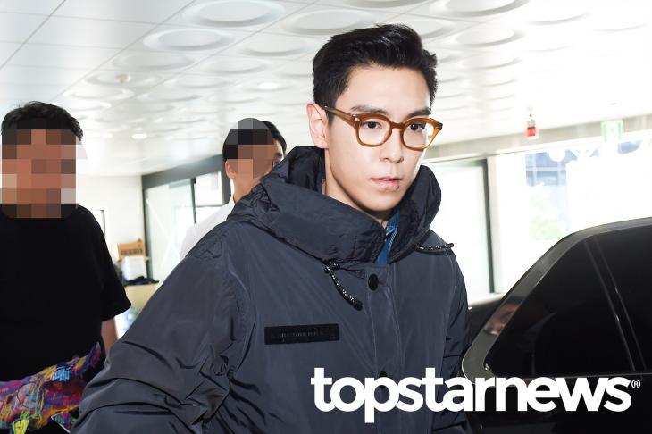 빅뱅(BIGBAND) 탑(TOP) / 톱스타뉴스 HD포토뱅크