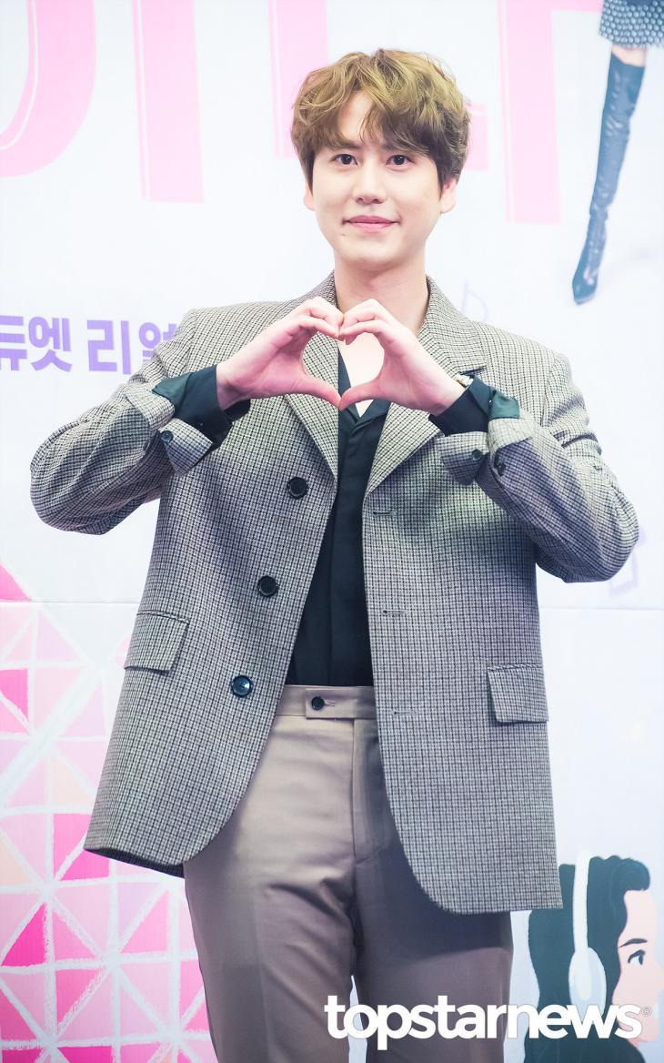 슈퍼주니어(Super Junior) 규현 / 서울, 정송이 기자