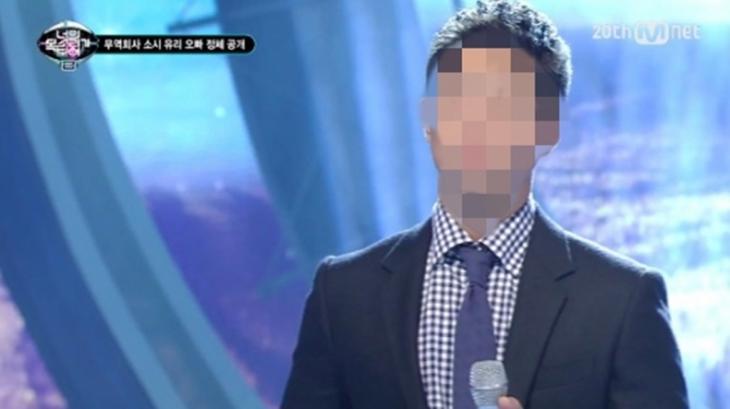 권혁준 / 엠넷 '너의 목소리가 들려' 방송 캡처