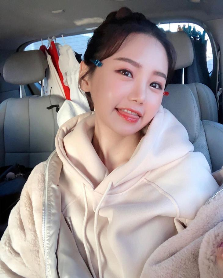송하예 인스타그램